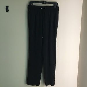 Calvin Klein Pants Size 8 Black